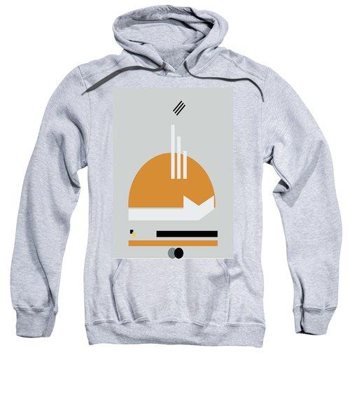 Geometric Painting 8 Sweatshirt
