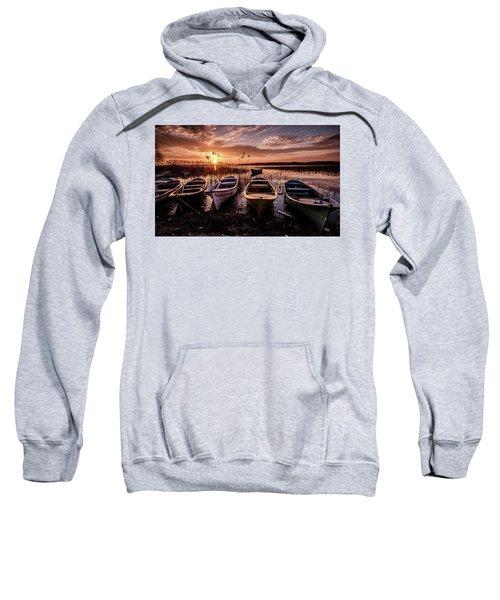 Get In Line Sweatshirt