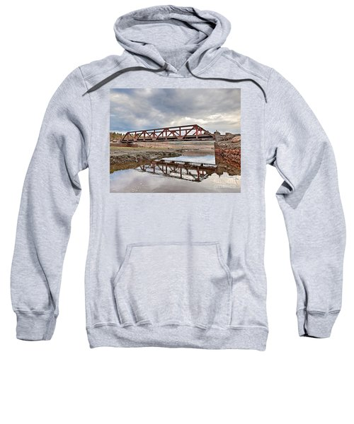 Ghost Bridge - Colebrook Reservoir Sweatshirt