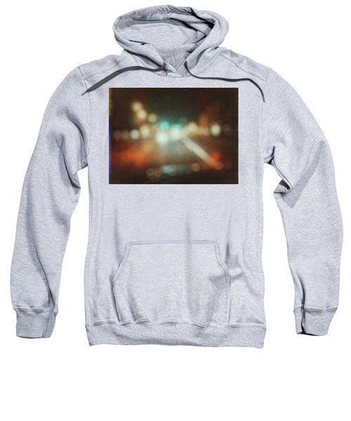 ghosts V Sweatshirt