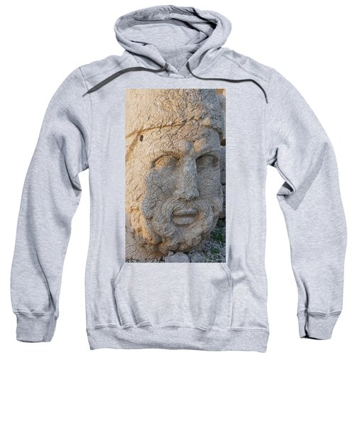 Giant Head Of Heracles,  Tumulus Sweatshirt