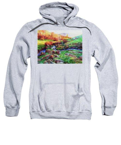Gilded Hillside Sweatshirt