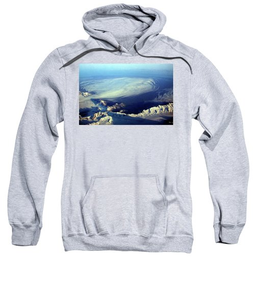 Glacier Pushes Out Sweatshirt