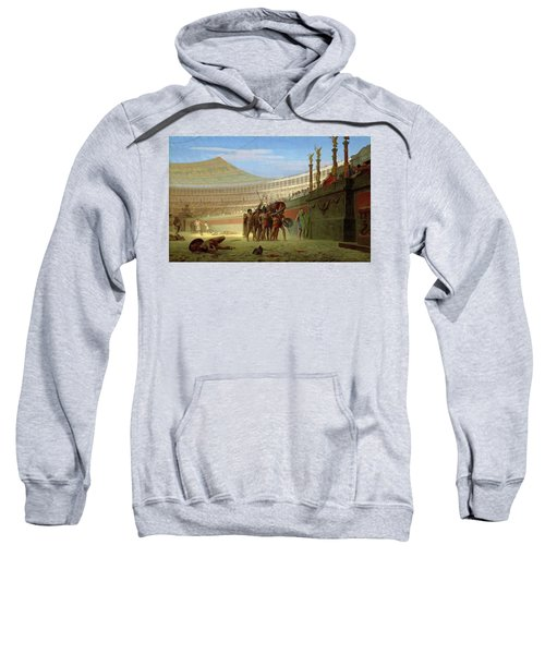 Ave Caesar, Morituri Te Salutant  - Digital Remastered Edition Sweatshirt