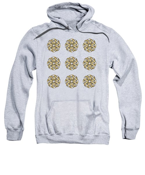 Gold Circles 1 Sweatshirt