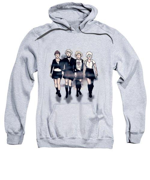 Golden Craft Girls Sweatshirt