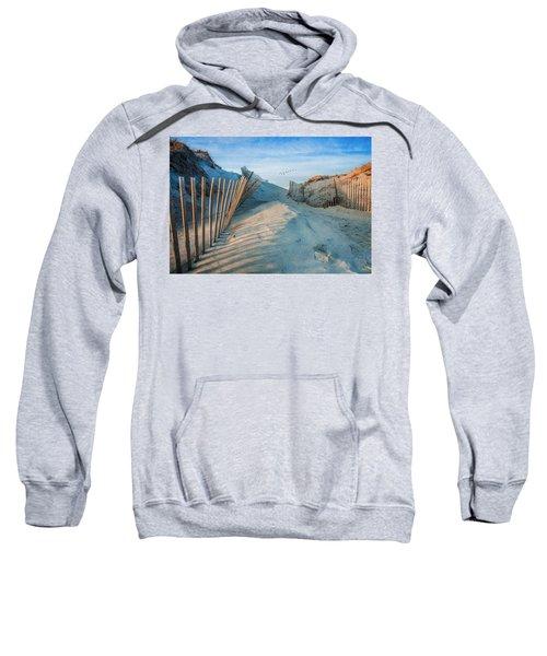 Golden Glow Dunes Sweatshirt