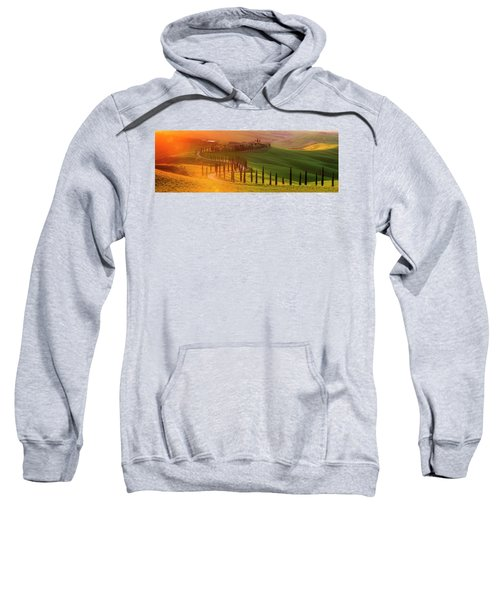 Golden Tuscany II Sweatshirt