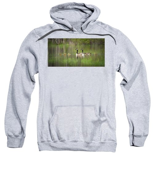 Goose Family #5 Sweatshirt