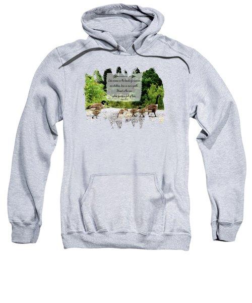 Goose Family - Verse Sweatshirt