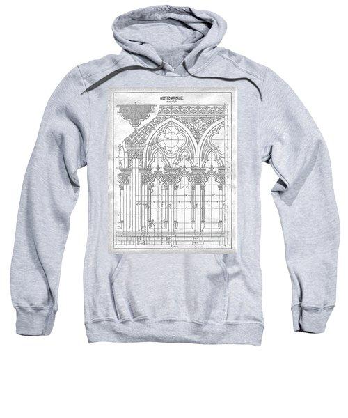 Gothic Arches Sweatshirt
