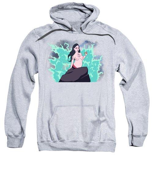Gothic Mermaid Sweatshirt
