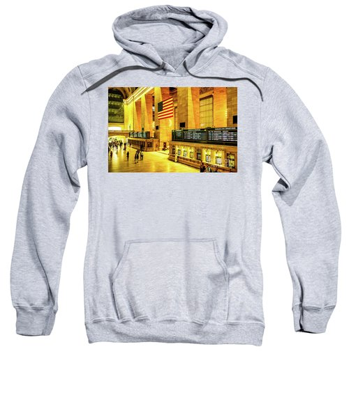 Grand Central Station Sweatshirt
