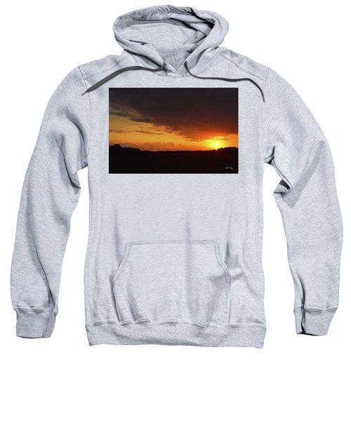 Grand Haven Airport Smoke Trail 2 Sweatshirt