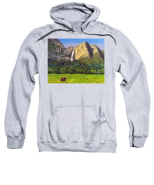 Grandeur And Extinction Sweatshirt