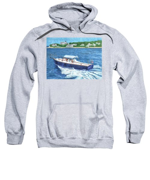Great Ackpectations Nantucket Sweatshirt