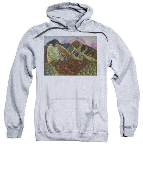 Green Canigou Sweatshirt