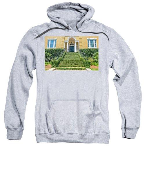 Green Stairs Sweatshirt