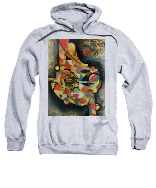 Grounded In Art Sweatshirt