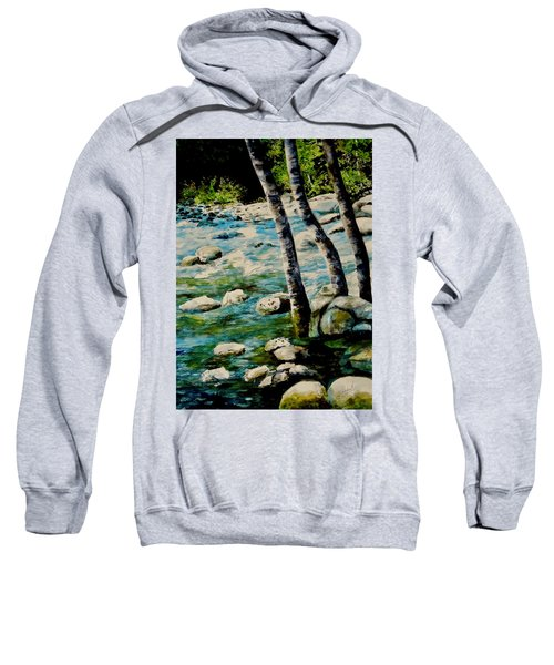 Gushing Waters Sweatshirt