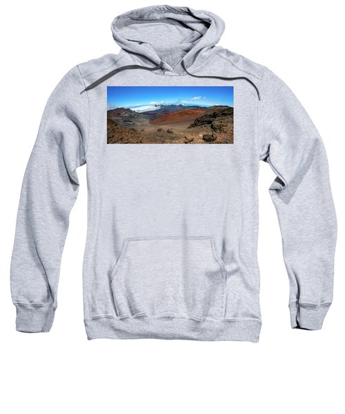 Haleakala Crater Panoramic Sweatshirt