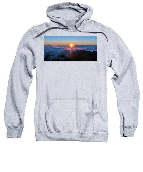 Haleakala First Light  Sweatshirt