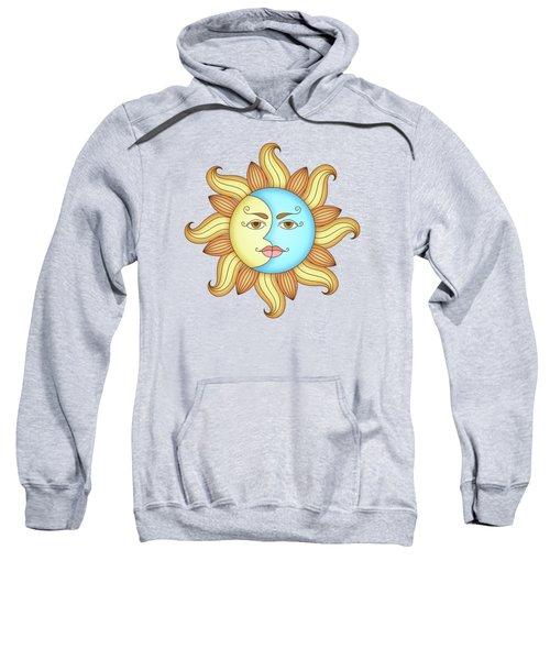 Half Moon And The Sun Sweatshirt