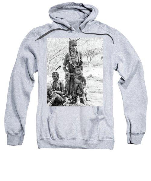 Hammer Women And Child Sweatshirt