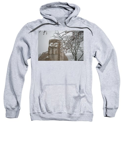 Happy Holidays At The King Memorial Sweatshirt
