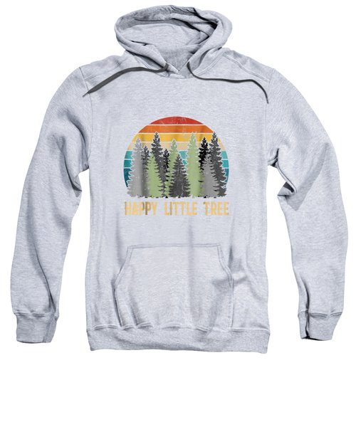 Happy Little Tree T-shirts Sweatshirt