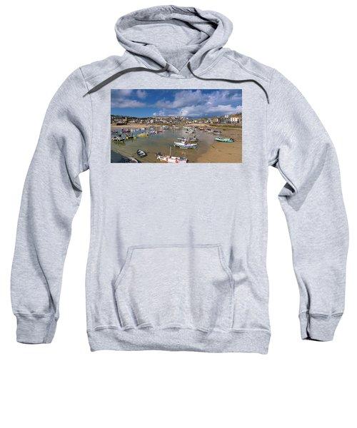 Harbour - St Ives Cornwall Sweatshirt