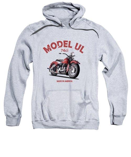Harley-davidson Ul 1941 Sweatshirt