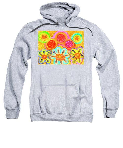 Harmonious And Inharmonious Worlds Sweatshirt