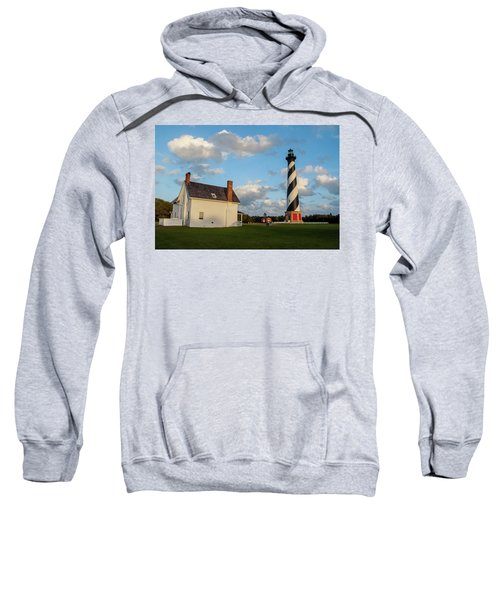 Hatteras Lighthouse No. 2 Sweatshirt