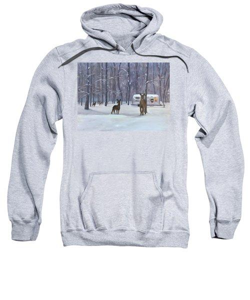 Have Yourself A Shiny Little Christmas Sweatshirt