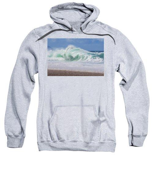 Hawaiian Shorebreak Sweatshirt
