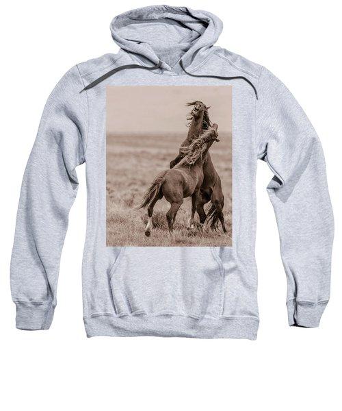 He Means It Sweatshirt