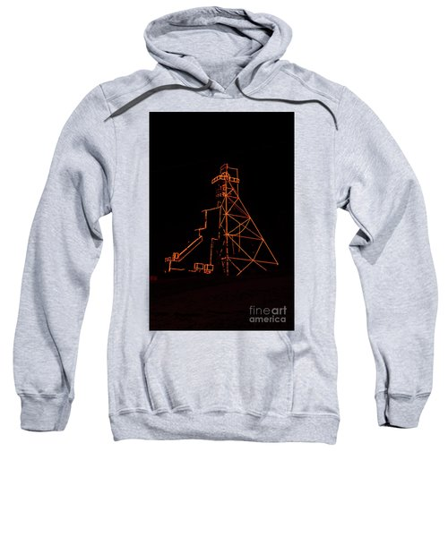 Headframe Lit For The Holidays Sweatshirt