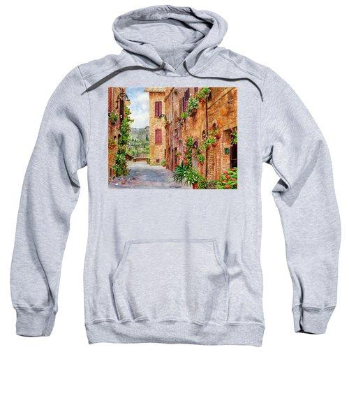 Hearts A'bloom II Sweatshirt