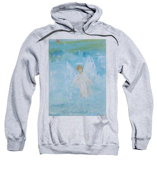 Heavenly Angel Child Sweatshirt