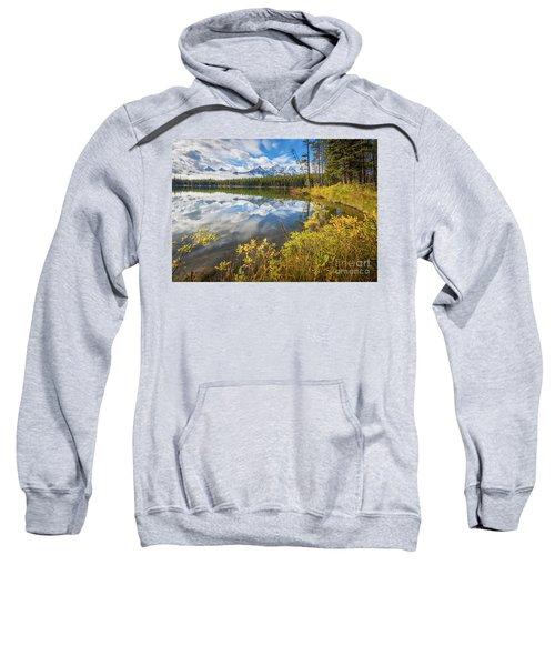 Herbert Lake Peaks Sweatshirt