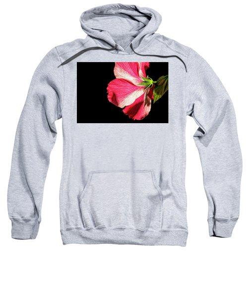 Hibiscus In Shadow Sweatshirt