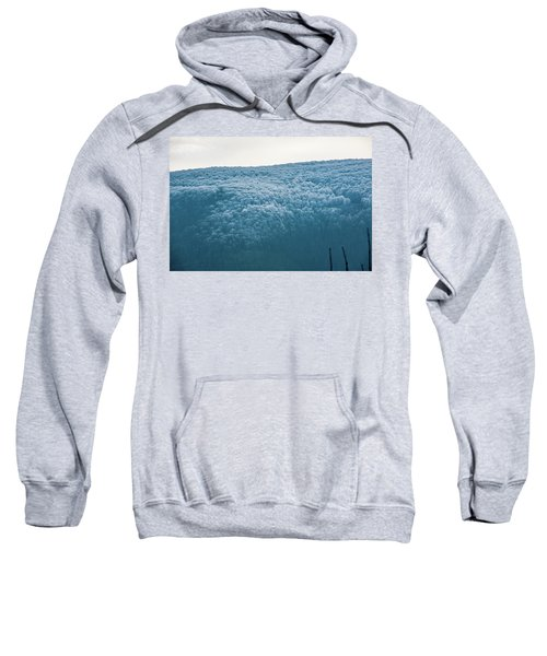 Hoarfrost Blue Mountain Sweatshirt
