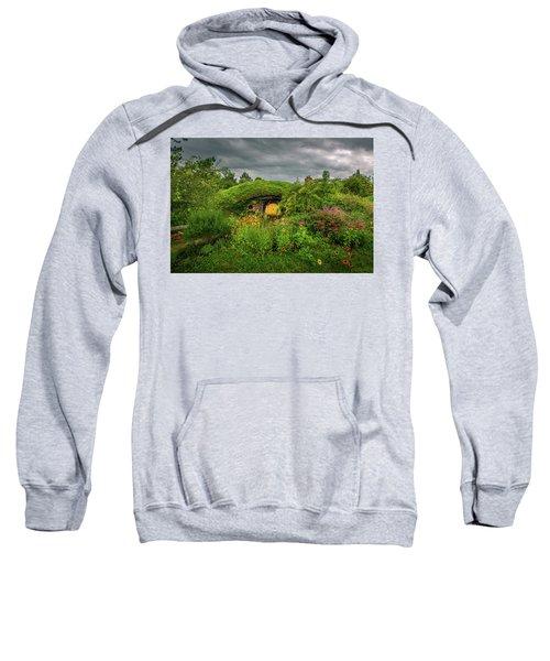 Hobbit Garden In Bloom Sweatshirt