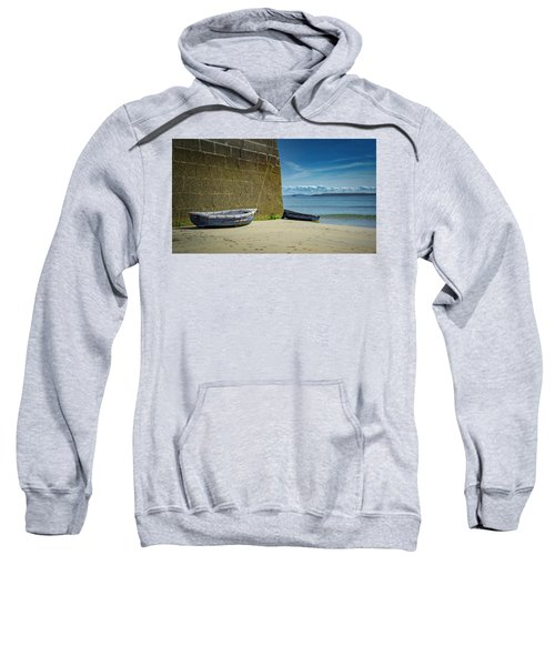 Holidays In St Ives Cornwall Sweatshirt
