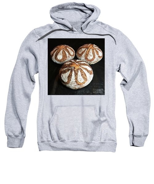 Honey Flax Sourdough Trio Sweatshirt