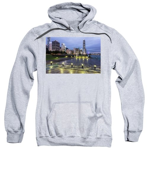 Hong Kong Twilight Sweatshirt