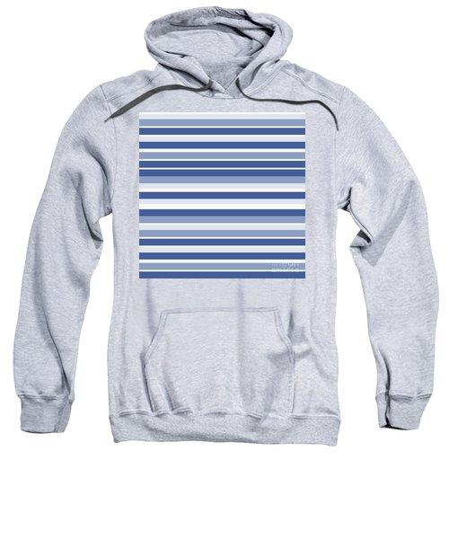 Horizontal Lines Background - Dde607 Sweatshirt