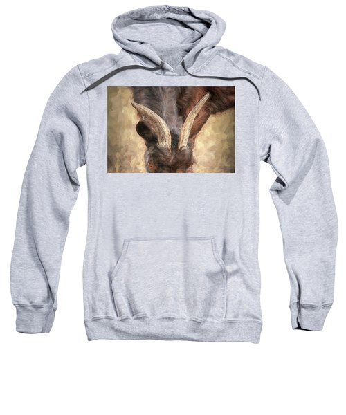 Horns Sweatshirt