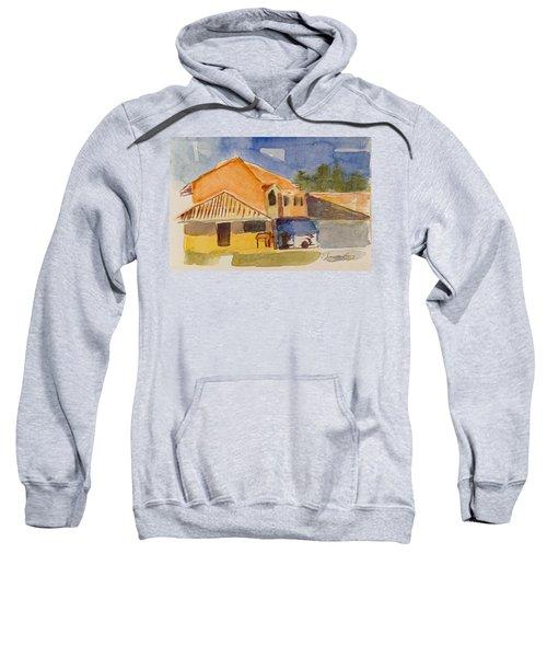 House Across The Way Sweatshirt